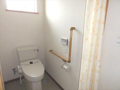 ほうじゅトイレ