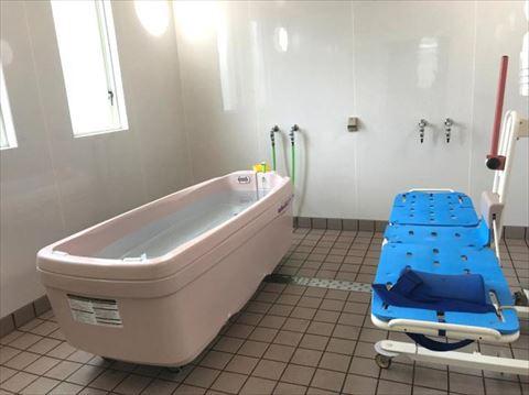 ほうじゅ特殊浴槽